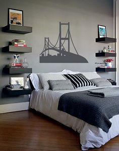 New bedroom black headboard grey Ideas Home Bedroom, Master Bedroom, Bedroom Decor, Bedroom Ideas, Bedrooms, Trendy Bedroom, Modern Bedroom, Black Headboard, Bedroom Black