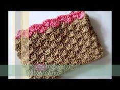 Bolsinha de Crochê por JNY Crochê - YouTube