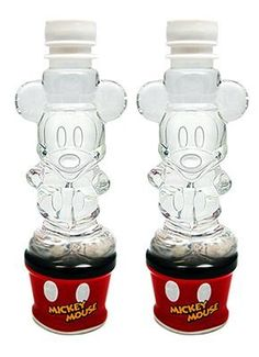 Mock Disney character Mickey Mouse bottled water × 2 this Mickey Mouse Mickey Mouse House, Mickey Mouse Kitchen, Disney Kitchen, Mickey Mouse And Friends, Mickey Minnie Mouse, Cozinha Do Mickey Mouse, Mickey Mouse Water Bottle, Casa Disney, Mickey Decorations
