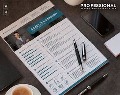 GridRide Professional Resume Template is a clean and professional look resume template, comes in 2 elegant colors in A4 page size layouts.    Extensive MS Word and Adobe InDesign video tutorial are provided on our GridRide Youtube Channel, which will guide you step-by-step with some helpful tips and tricks to customize the template to help you prepare your resume faster and make your resume impress the employers.     Tutorial Video:  See the Microsoft Word and InDesign Tutorial Videos (13…