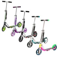 Hudora Big Wheel 205 Roller Scooter