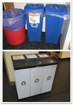 #recyclingbins #schoolrecyclingbins #officerecyclingbins