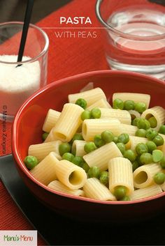 Pasta+with+Peas-+a+quick,+easy+and+affordable+dinner+idea,+ready+in+20+minutes!