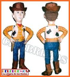 Piñatas Celebremos! Piñata de Woody - Toy Story