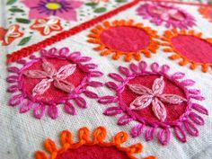 embroidery from el salvador
