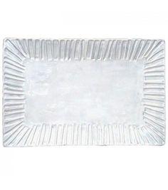 Vietri Stripe Large Rectangular Platter