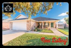 **New Listing Just Hit The Market Today** #Charming home in #SouthDenton neighborhood with #OpenFloorPlan #FreshPaint and #LargeBackyard **DallasRealtyExperts.com** **MLuxProperties.com** #LuxuryServiceAtEveryPricePoint #MLux #MLuxProperties #KellerWilliams #DentonTexas #HomesForSaleInDenton #NorthTexasRealEstate #RealEstate #DFWRealtors #Luxury #FirstTimeHomeBuyer #SummitOaks #NewListing #Home #BuyHome #SellHome #ScheduleAShowing #GetToKnowUs #DentonLife #940 #Dentoning #DentonSquare