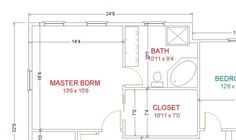 Homes Secluded Master Suites House Plans Home Floor