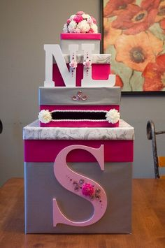 DIY Card Box | DIY wedding card box | crazy lil thing called love