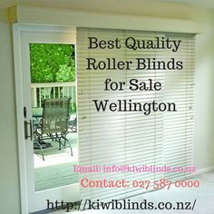 The best quality roller blinds for sale Wellington, NZ is offered by Kiwi Blinds. It pretty well know that blinds are not only a realistic additional to your house or industry, but also improve the look and feel. Also it is very passionate and offer high quality products.  http://kiwiblinds.co.nz/