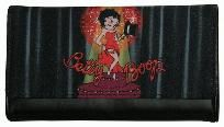 NEW BETTY BOOP CAN CAN WALLET FREE SHIPPING