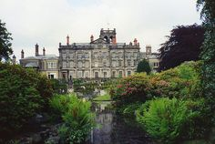 Biddulph Grange is a Victorian mansion surrounded by landscaped gardens. Owned by the National Trust, it's located in Biddulph near Stoke-on-Trent, England.
