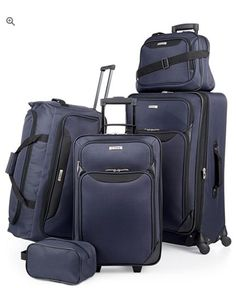 Tag Springfield III 5 Piece Luggage Set, Only at Macy's  Tag Springfield III 5 Piece Luggage Set, Only at Macy's