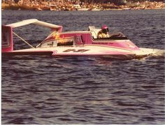 1980 Circus Circus in Seattle, classic unlimited class hydroplane hydroplanes hydro hydros racing boat boats