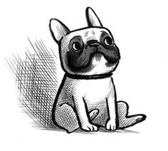 dog doodle by featherbed on Flickr