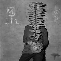 'Roger Ballen Photographs 1969 – 2009' At Marta Herford Gallery (PHOTOS)