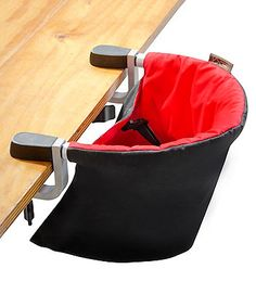 Mountain Buggy Pod Clip On Highchair - Chilli - highchairs - Mothercare