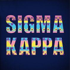 sigma kappa | sorority sugar