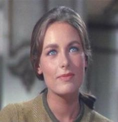 Charmian Carr --gotta love those eyes  plays liesl in Sound of Music