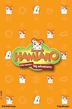 Hamtaro! Who remembers this show?(:  this was my first anime.