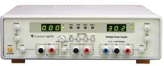 Scientech 4077 A Multiple DC Power Supply is designed as a Constant Current (CC) and Constant Voltage (CV) source for use in laboratories, industries and field testing. With compact size, light weight and required for low power loss, it provides DC output voltages for Analog and Digital testing. A 3 digit display for voltage & 3 - digit for current is provided to read the values. These two parameters are switchable for indicating either voltage or current. Scientech 4077 A has an excellent…