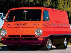 Pro Street Dodge Van
