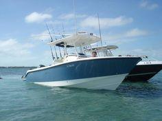 268CC - EdgeWater Boats