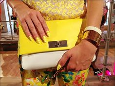 Kate Spade Spring 2013 Handbags & Nails
