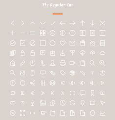 Free Download : Essential Icons – Only essential icons for UI building | Designbeep