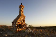 Ruins Cue Western Australia