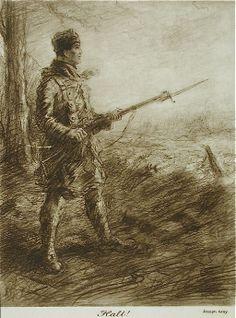 Halt! c. 1915