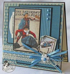 Graphic 45, Place in time card January