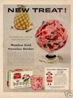 vintage ice cream punch recipe - Bing Images