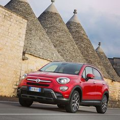 If you like it on your screen, chances are you'll love it in your driveway. Fiat 500X.
