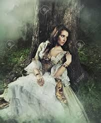 Image result for dress forest smoke