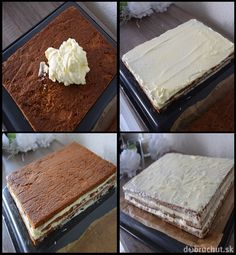 Fotorecept: Marlenka Tiramisu, Ale, Ethnic Recipes, Food, Basket, Meal, Ale Beer, Essen, Hoods