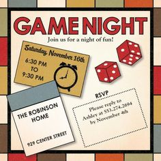 Family Game Night Check Out The Best Of The Best Game Night Party Ideas Planning Tips And Supplies Including Family Game Night Party Paper Goods
