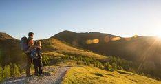𝐒𝐔𝐍𝐊𝐈𝐒𝐒𝐄𝐃 💋 Der perfekte Aktivurlaub in der Sonne erwartet Sie im Sommer am Katschberg! ☀️ #katschberglodge #wirsetzendembergdiekroneauf Monument Valley, Country Roads, Mountains, Nature, Spur, Travel, Lodges, Kids Fun, Natural Wonders