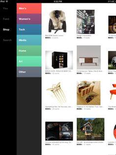 Svpply App for iPad
