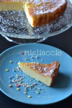 Any secret...: Il migliaccio un dolce tipico campano: la ricetta della mia famiglia