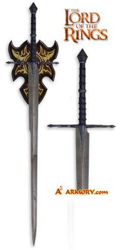 Ringwraith or Nazgul sword - LOTR