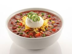 The Dr. Oz Show - Fat Melting Chili