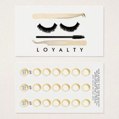 Shop LASHLIFE Loyalty Card created by Personalize it with photos & text or purchase as is! Eyelash Extensions Aftercare, Eyelash Extensions Salons, Eyelash Salon, Eyelash Studio, Home Beauty Salon, Beauty Salon Decor, Grow Eyelashes, Loyalty Card Design, Planner Organization