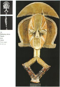 The Arman Collection Kota and Mahongwe figures - RAND AFRICAN ART