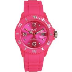 Dark Pink Ice Watch
