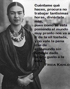 Frida Kahlo | via Facebook on We Heart It - http://weheartit.com/entry/71223277