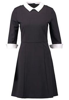 Sukienka z dżerseju - black