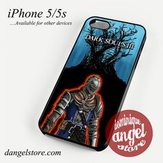 Dark Soul III A Knight Phone case for iPhone 4/4s/5/5c/5s/6/6s/6 plus