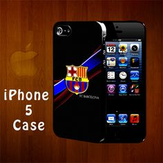 N2212 Fc Barcelona logo iphone 5 case | statusisasi - Accessories on ArtFire