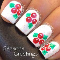 Christmas by bdettenails #nail #nails #nailart